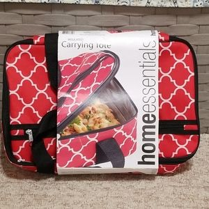 """🆕️NWT! Home Essentials """" Insulated Carrying Tote"""""""